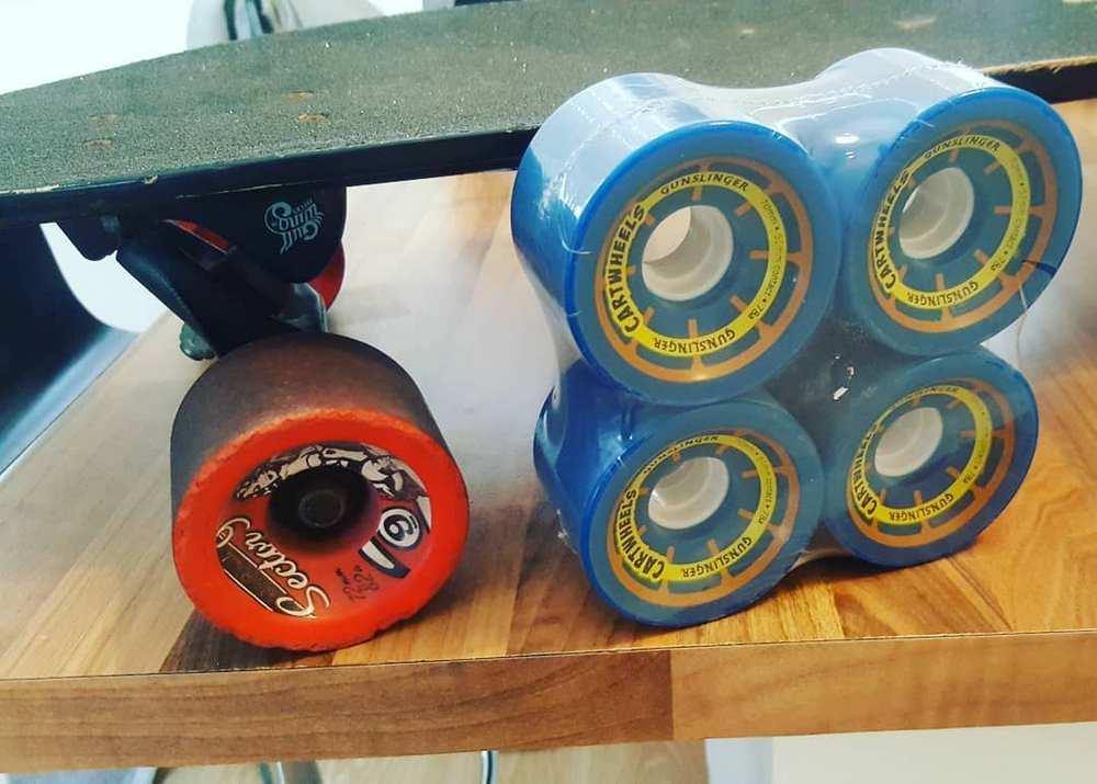 Choosing Longboard Wheels