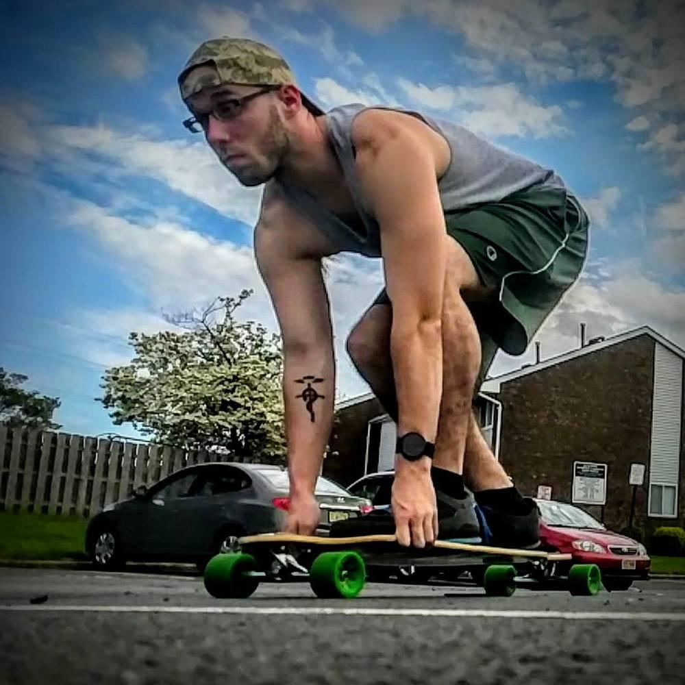 Cruising Longboard