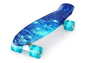 ENKEEO Cruiser Skateboard
