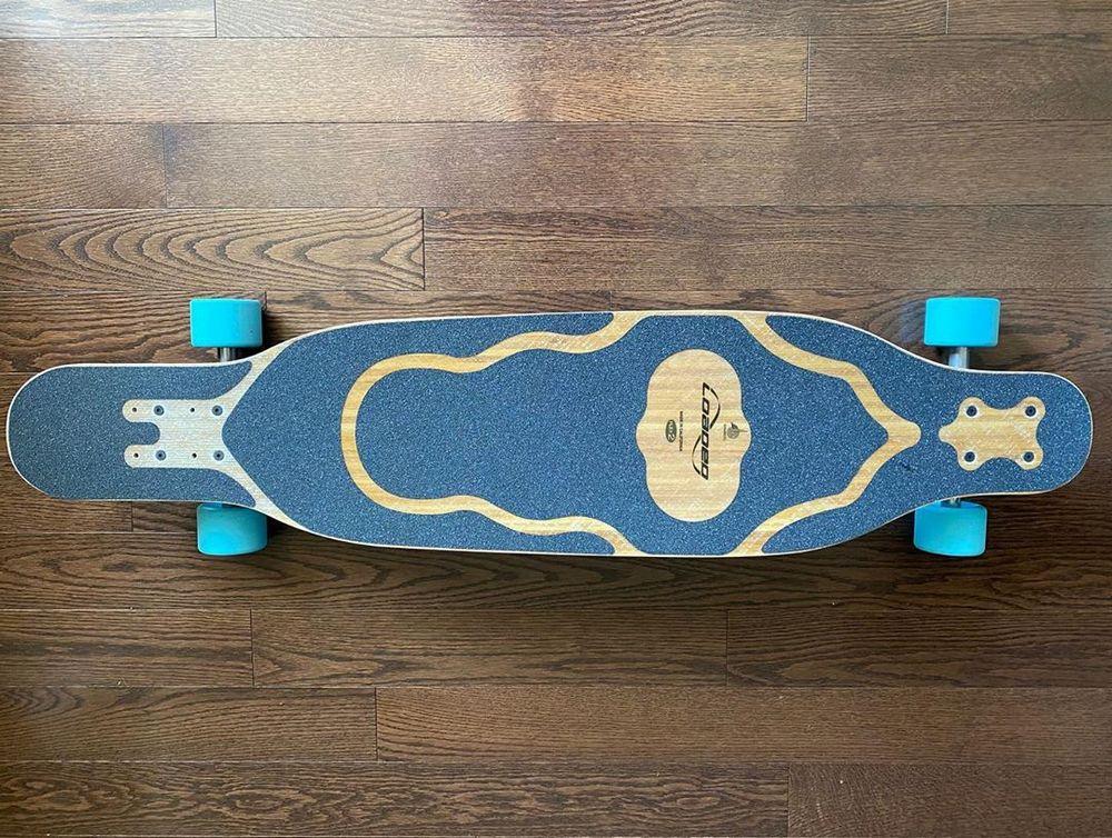 Loaded Boards DECK Fattail
