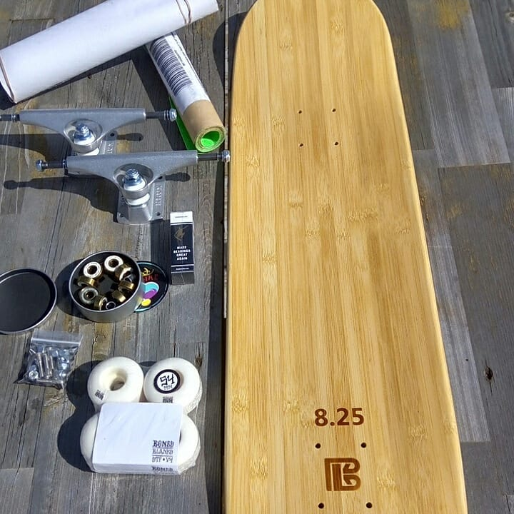 Longboard Bearings