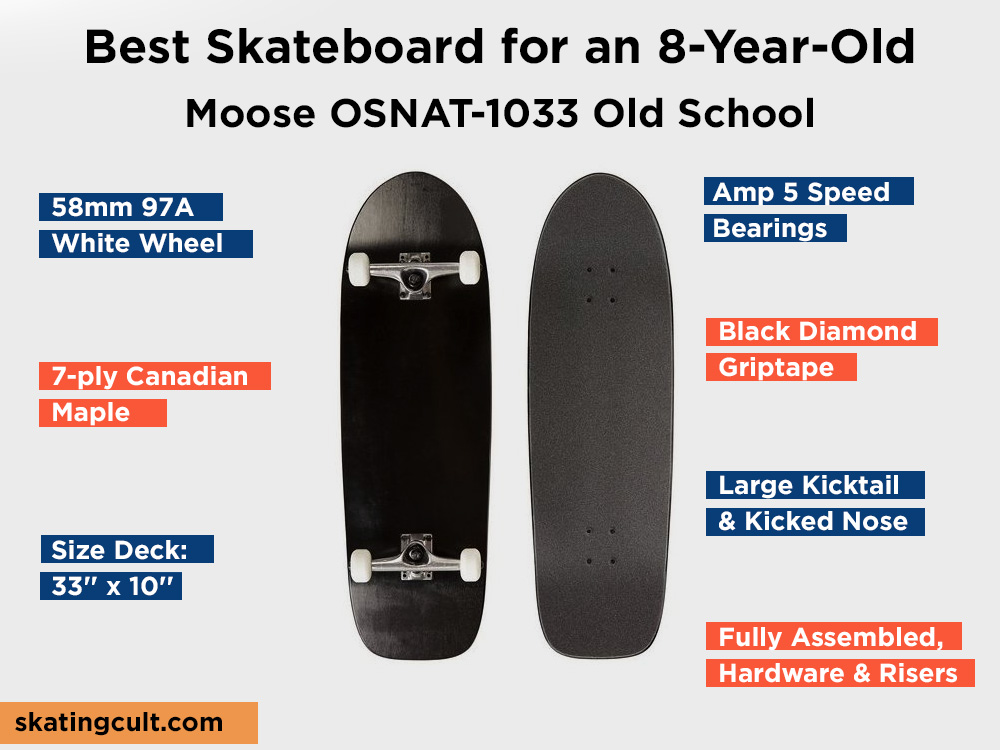 Moose OSNAT-1033 Old School Review, Pros and Cons