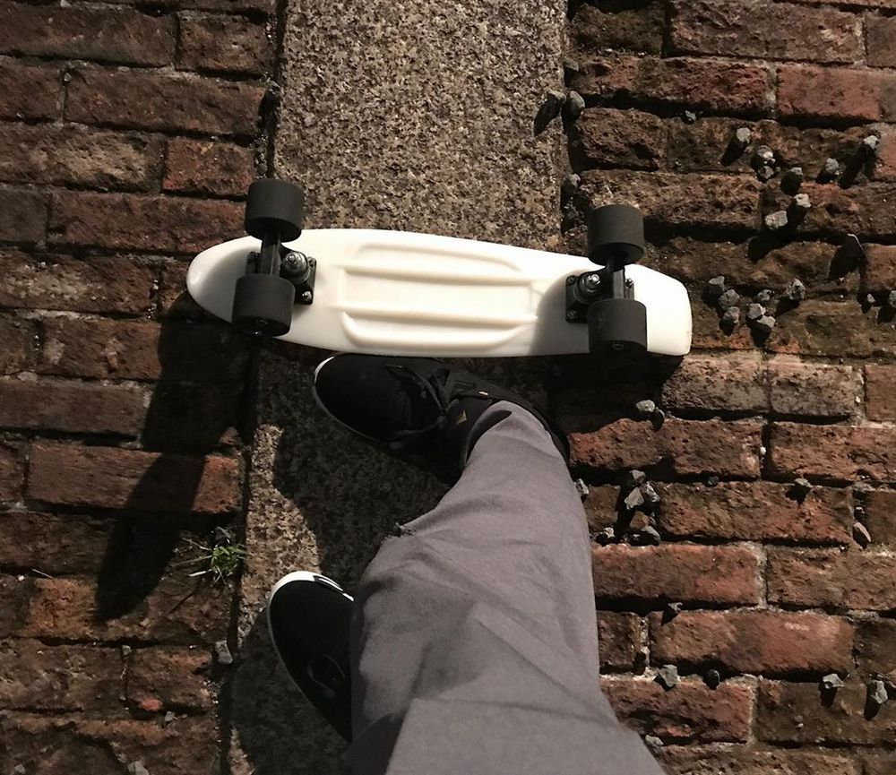 Penny boards for the urban commute