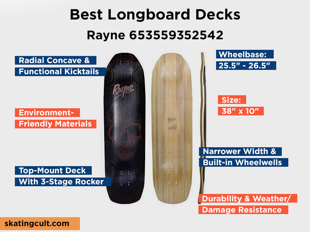 Rayne 653559352542 Review, Pros and Cons