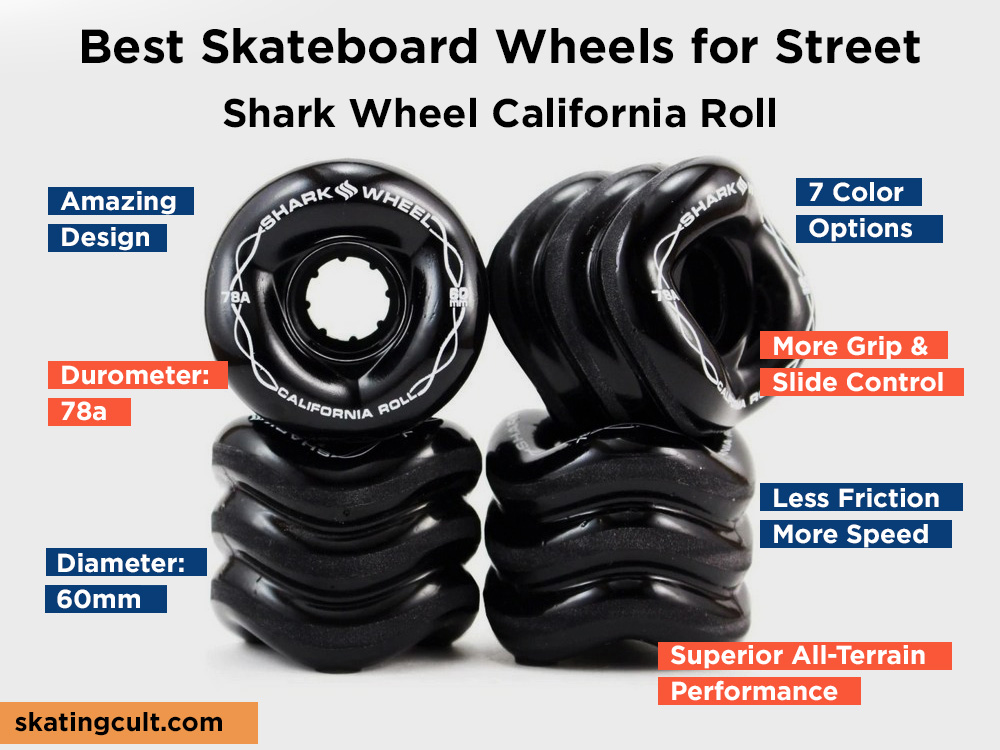 Shark Wheel California Roll Review, Pros and Cons