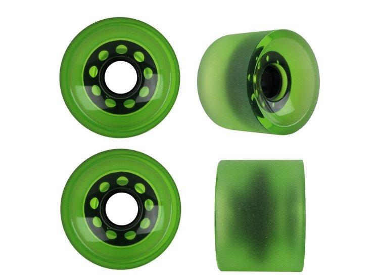 TGM Skateboards WLB-70SHA-GRN x4 KSS